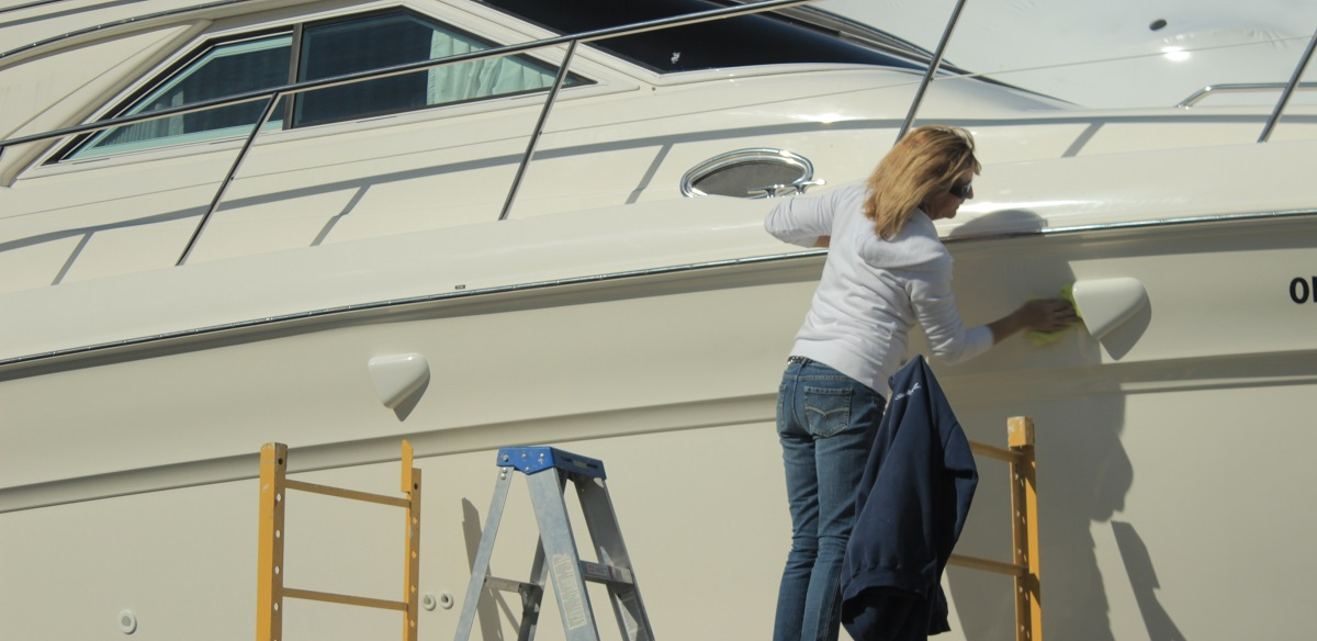 The Importance of Waxing Your Boat Image