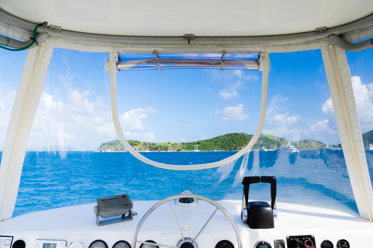 How To Clean A Fiberglass Boat Deck Image