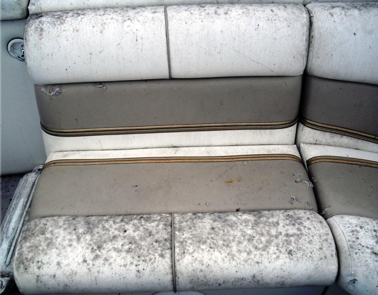 Vinyl Boat Seat Repair Guide Boat Life