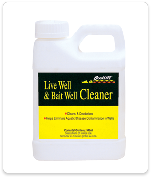 Live Well Cleaner