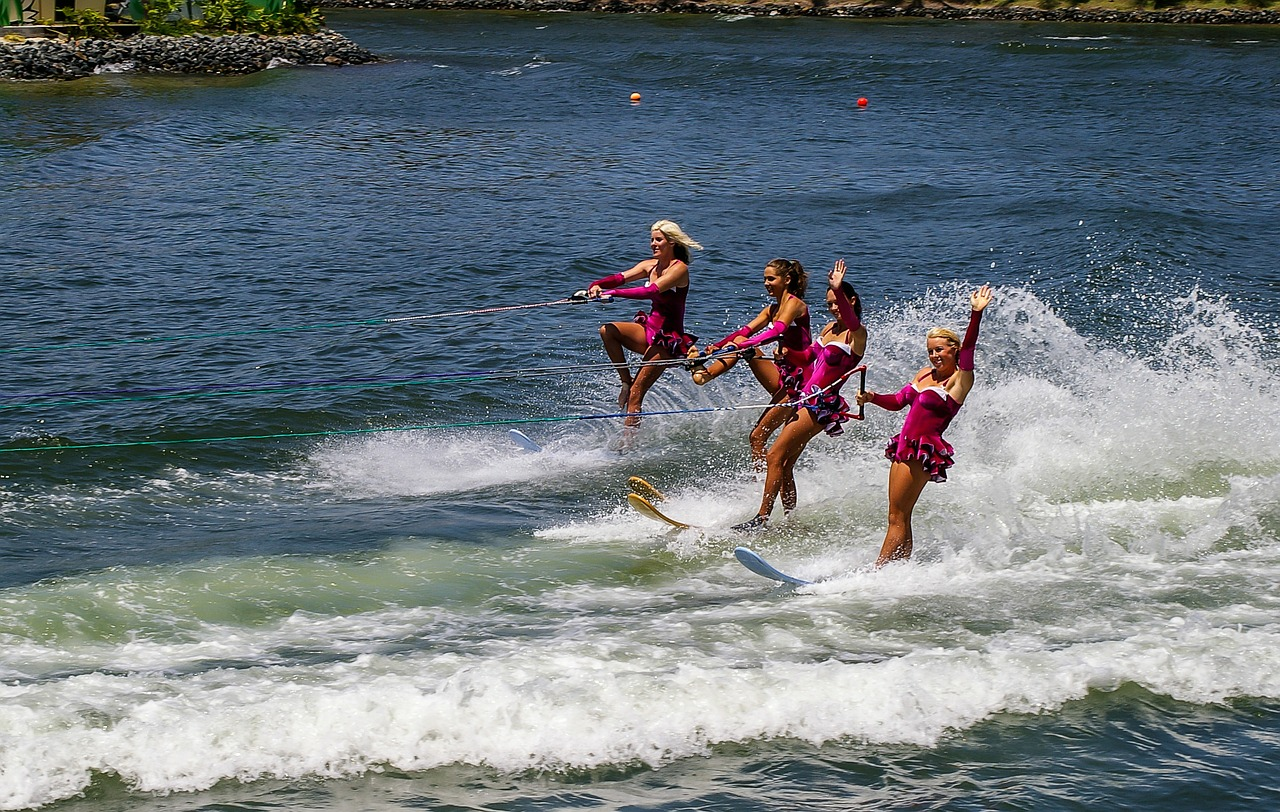 How To Pull A Water Skier Image