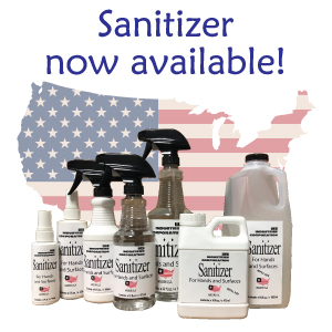 Life Industries Corporation Sanitizer now available